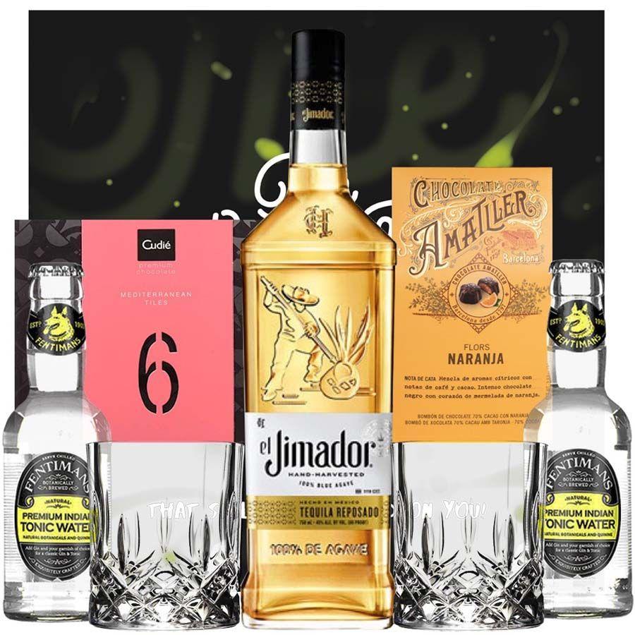 El Jimador - Regalo Tequila & Tonic