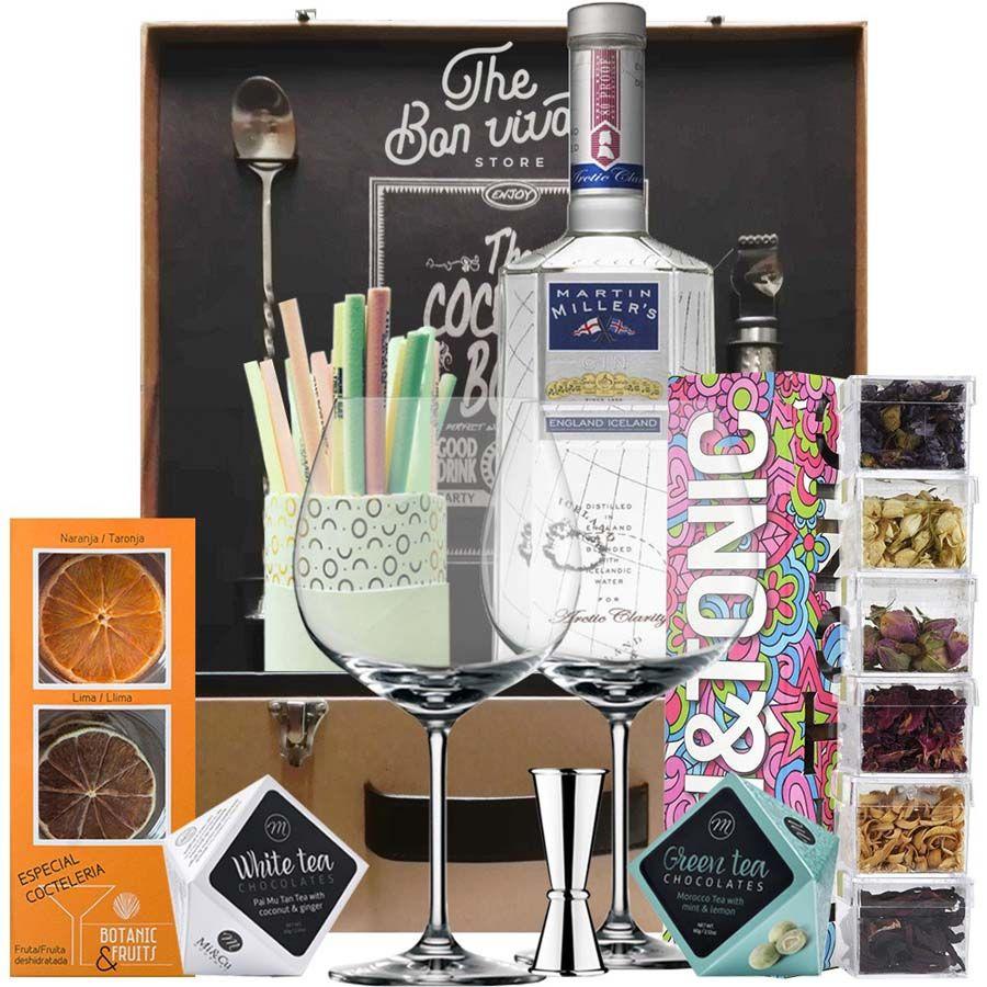 Estuche Gin Martin Miller's