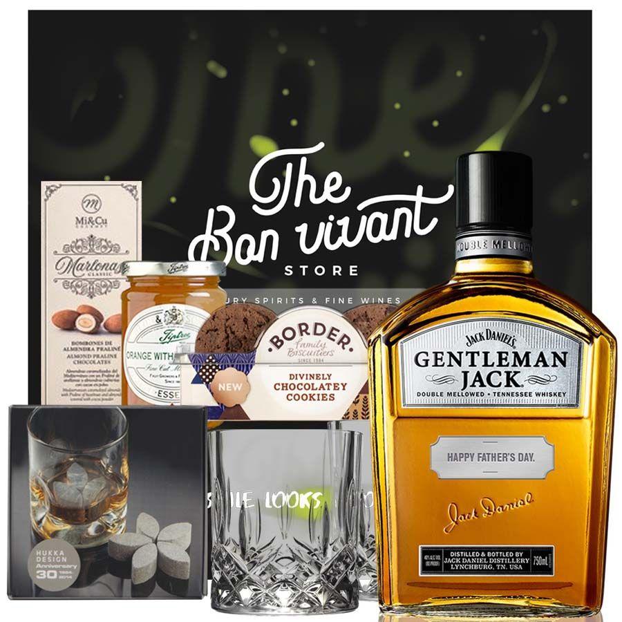 Gentleman Jack Daniels Pack Regalo