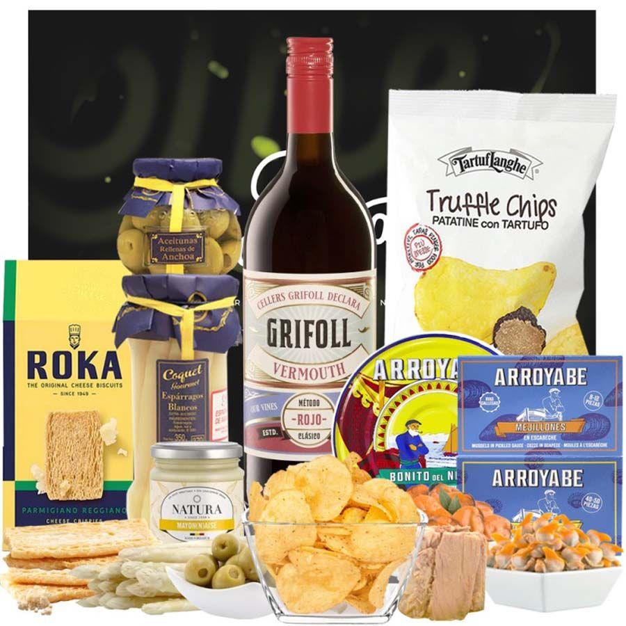 Grifoll Vermouth Gift Box