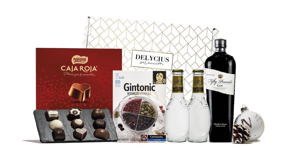 Lote Gourmet Divino Gin tonic