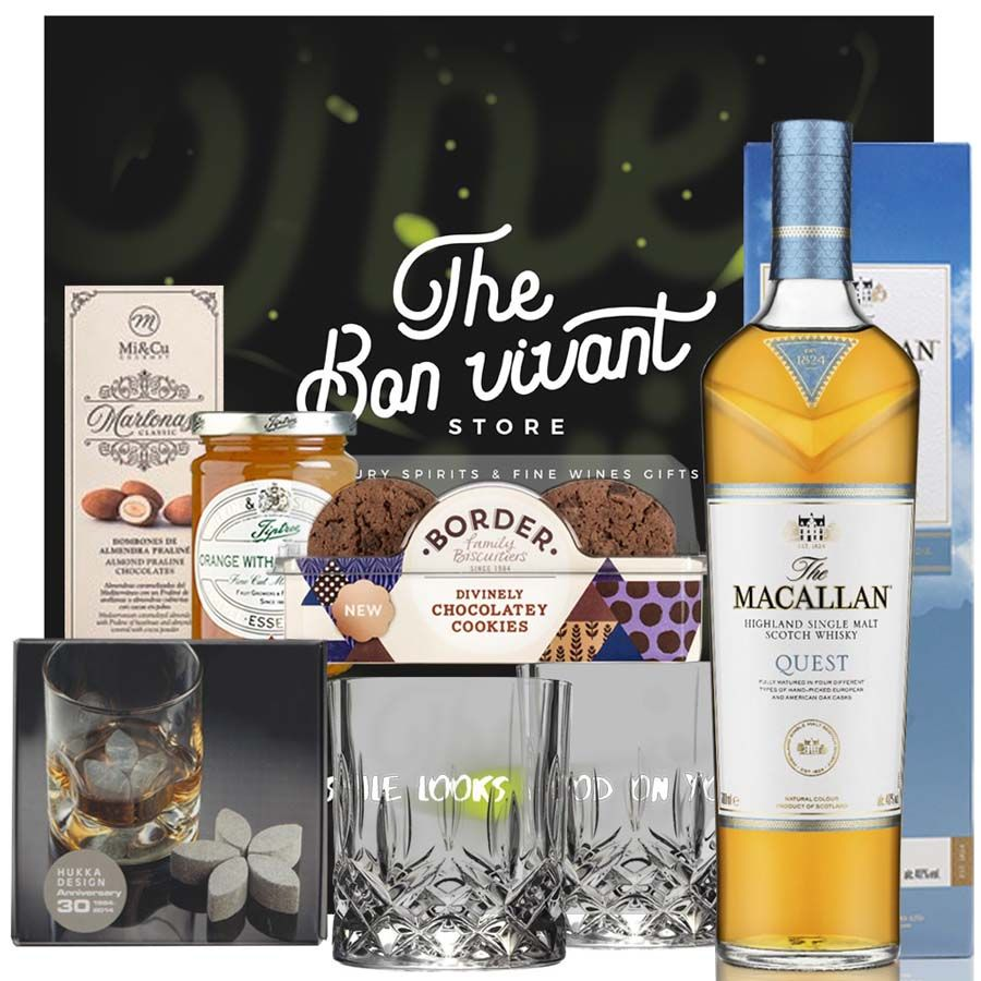 Pack Regalo The Macallan Quest