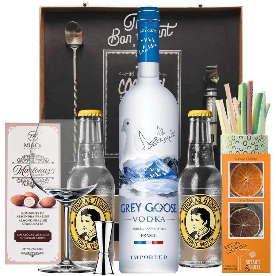 Regalo Grey Goose Vodka Tonic