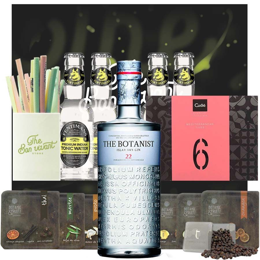 Regalo Kit The Botanist Islay Dry Gin