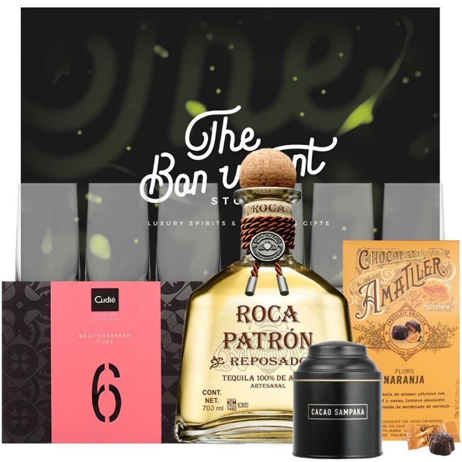 Roca Patrón Reposado - Regalo Tequila