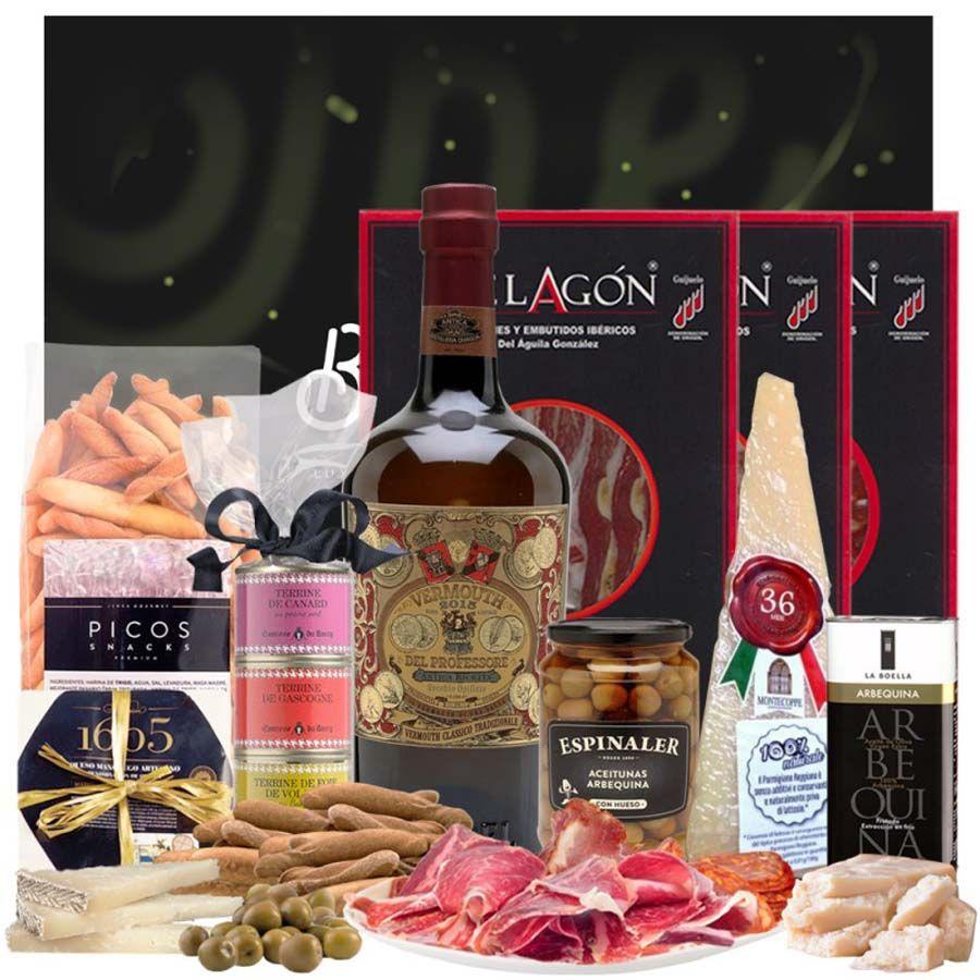 Vermouth del Professore Bianco Pack Regalo